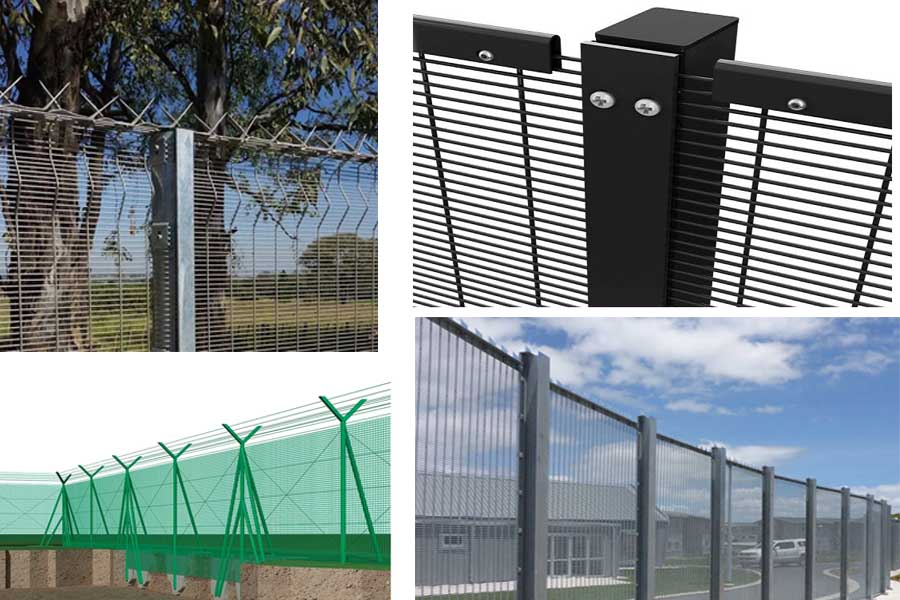 Welded Wire Mesh Fence with Curved Sale.jpg