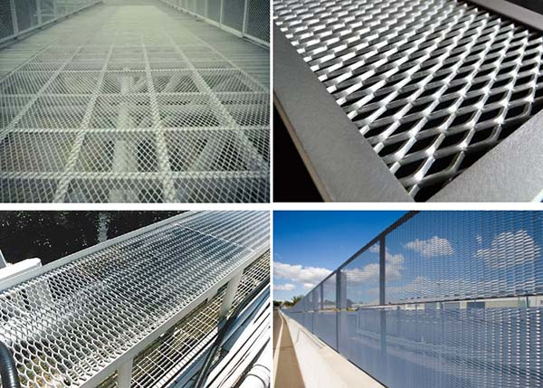 Safety Decorative Metal Mesh  For Industrial.jpg