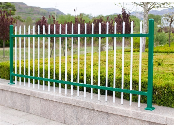 Galvanized Wrought Iron Picket Fence .jpg